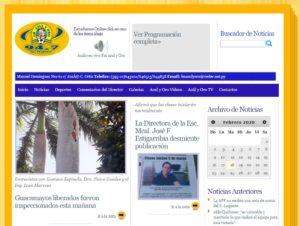Radio FM Azul y Oro 94.7 online en vivo desde Paraguay