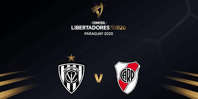 Horario y dónde ver en vivo y online la final de la Copa Libertadores Sub-20 entre Independiente del Valle y River Plate
