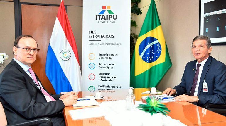 """Itaipú Binacional busca """"garantizar la producción"""" de energía eléctrica - Economía"""