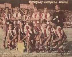 Paraguay, campeón invicto en 1971 - Fútbol
