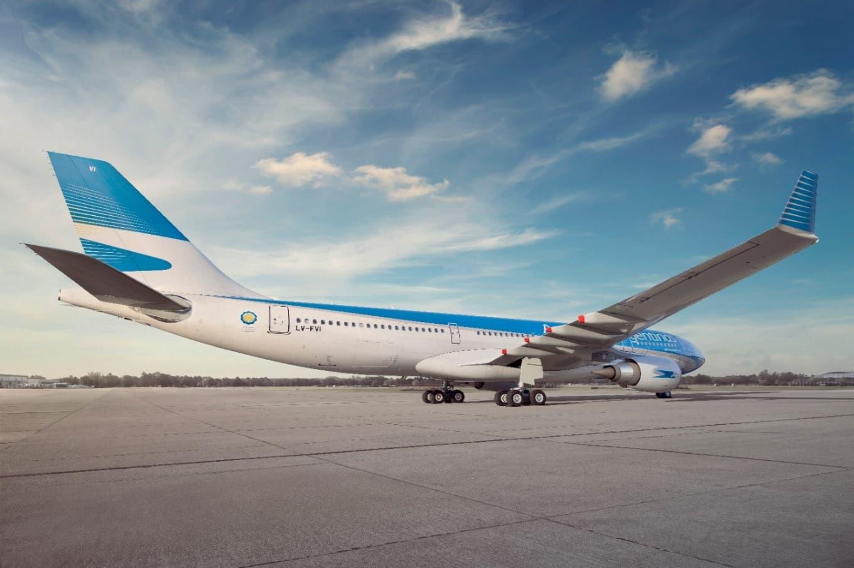 Por el coronavirus, Aerolíneas Argentinas cancela vuelos a Miami, Orlando y Roma