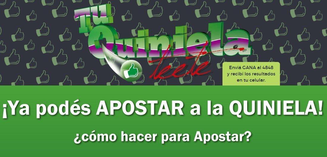 Quiniela teete Paraguay resultados hoy y ayer