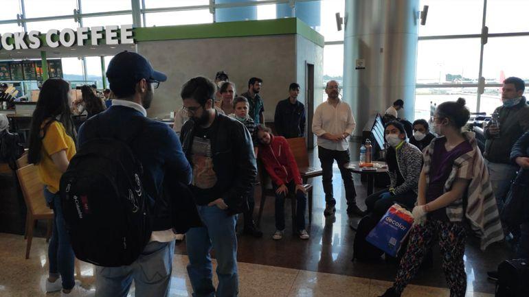 """Repatriados planifica """"rescate"""" de paraguayos varados en Brasil y Perú - Nacionales"""