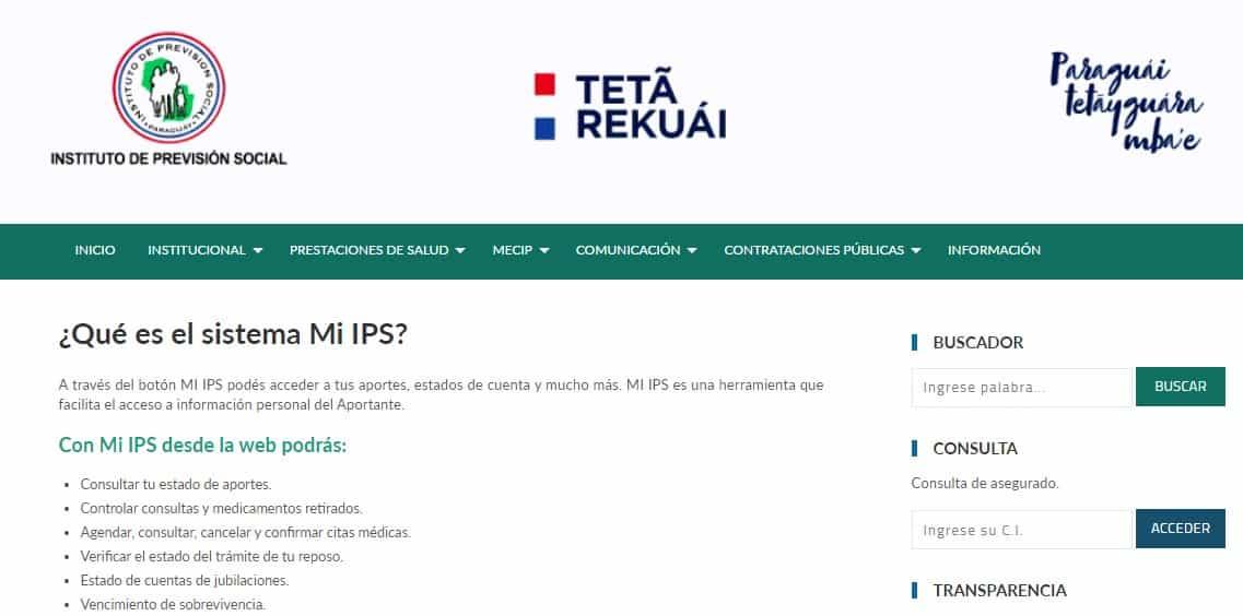 mi ips portal Mi ips ➤ Agendamientos ✅ consultas ✅ Aportes ✅ Confirmar citas médicas-mi ips portal