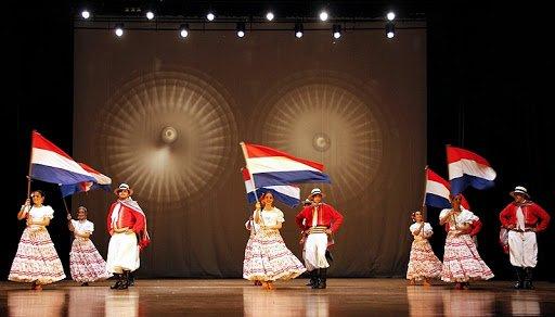Polca Paraguaya y danza paraguaya