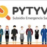 Subsidio programa Pytyvo