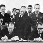 Tratado de Itaipú firma Strossner paraguay